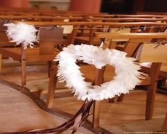 Decorazioni Chiesa e Comune
