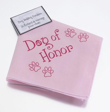 Dog of Honour Bandana