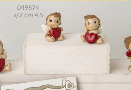 Cupido decorazione bomboniere