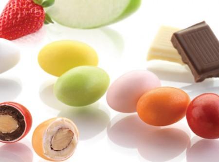 Confetti Buratti - Tenerezze alla frutta