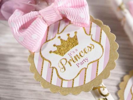Kit portaconfetti Principessa fai da te