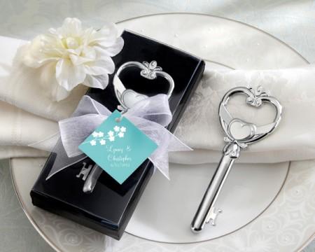 """Apribottiglie """"La chiave del mio cuore"""""""