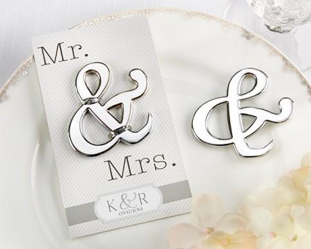 """Apribottiglia """"Mr. & Mrs."""" - ULIMI 49 PEZZI"""