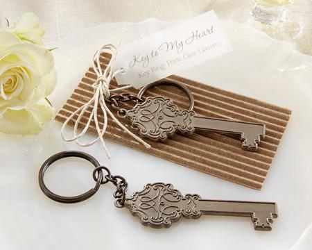 "Portachiavi ""Key to my heart"""