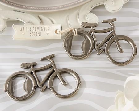 """Apribottiglie """"All'Avventura"""" a forma di bicicletta"""