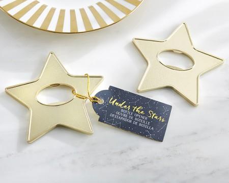 "Apribottiglie ""Gold Star"""