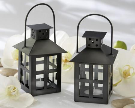 Mini Lanterne Color Nero
