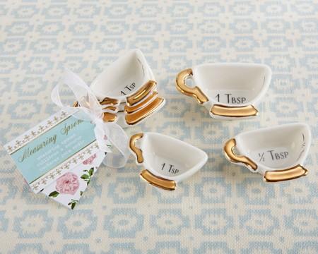 """Misurini in ceramica """"Tazza da tè  Tea Time Whimsy"""""""
