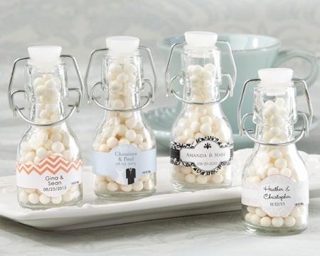 Bottigliette Personalizzate per Matrimonio
