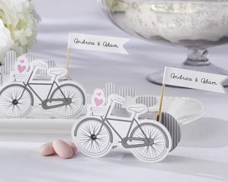 Scatola porta confetti Bicicletta vintage
