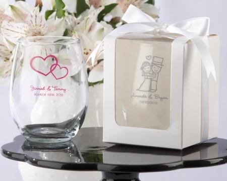 Bicchieri Personalizzati - Wedding