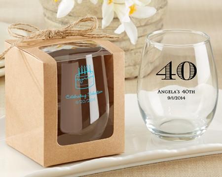 Confezione per Bicchieri da Vino