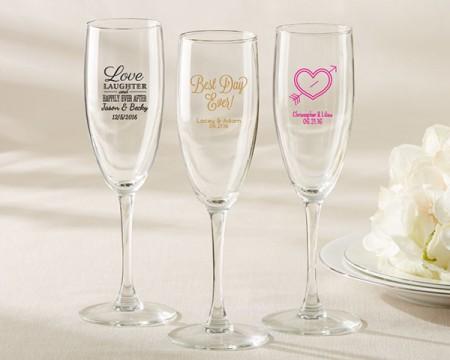 Flute da Champagne personalizzato - Matrimonio