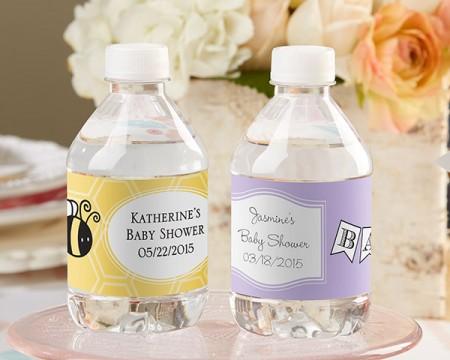 Etichette per bottiglie personalizzate (Baby)