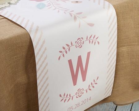Centro tavola personalizzato – Linea Rustica (Addio al Nubilato) – Misura S
