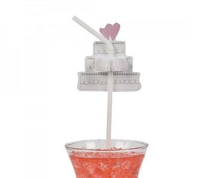 Cannucce Wedding Cake
