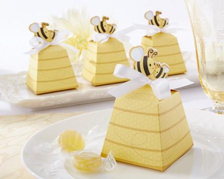 """Portaconfetti """"dolce come il miele"""""""