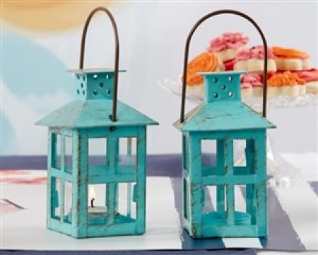 Lanterna Blu Vintage