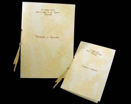 "Libretti liturgia ""Libellula"""