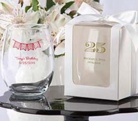 Bicchieri Personalizzati per Compleanno e Feste