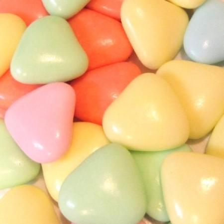 Cuoriandoli: Confetti a forma di cuore