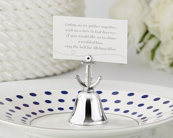 Auguri Matrimonio Da Testimone : Campanella tirabacio tema nautico