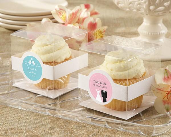 Ben noto Scatole per Cupcake Personalizzate YW16