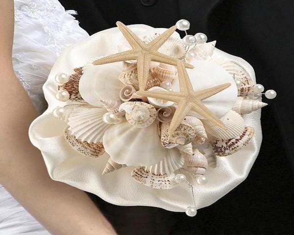 Matrimonio Tema Mare : Bouquet tema mare matrimonio