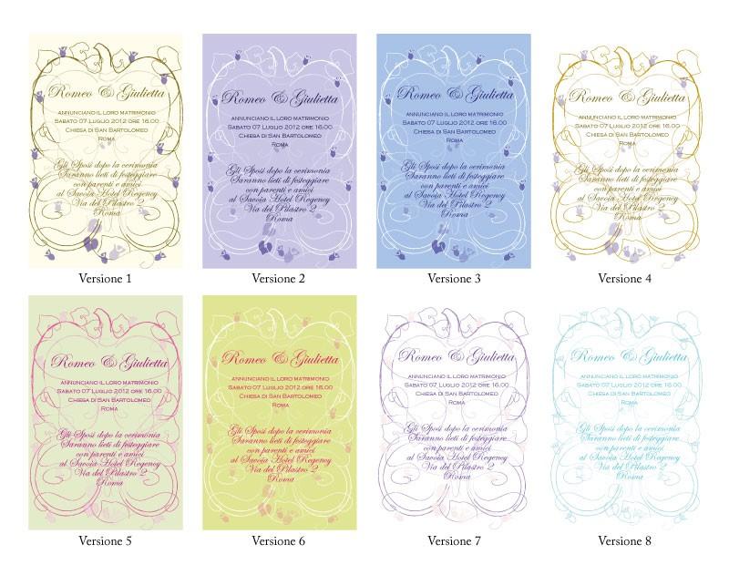 Partecipazioni Matrimonio In Word : Partecipazione quot cenerentola template partecipazioni