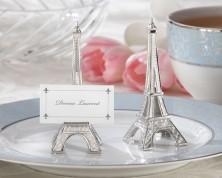 "Segnaposto ""Una serata a Parigi"""