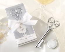 """Apribottiglie """"La chiave del mio cuore"""" in scatola bianca"""