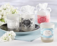 Candeline personalizzate (Wedding Design)