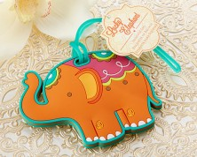 "Etichetta Bagaglio ""Lucky Elephant"""