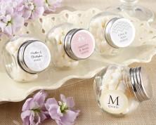 Mini barattoli Personalizzati per Matrimonio