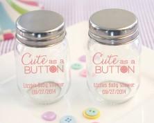 """Mini Contenitori """"Cute as a Button"""" - Nascita e Battesimo"""