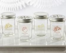 Barattoli di vetro personalizzati - Autunno (Set da 12)