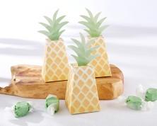"""Portaconfetti """"Ananas"""" (Set da 24)"""