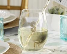 Bicchieri Personalizzati – Linea Rustica (Matrimonio)