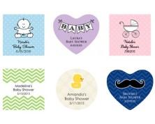 Adesivi e Tag Personalizzabili