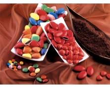 Confetti Buratti al cioccolato (Colori vivaci)