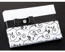Guestbook e Penna black&white