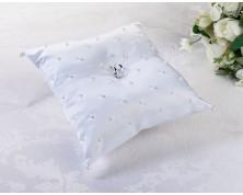 Cuscino Portafedi con perline