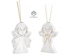 Bomboniera Battesimo - Profumatore porcellana ANGELO