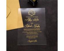 Partecipazioni Matrimonio Iniziali