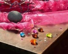Pietre Decorative (Colori Assortiti) (Set da 16)