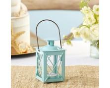 Mini Lanterne - Color Celeste