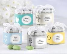 """Scatoline in latta """"Tesori inaspettati"""" - Design Comunione e Cresima"""