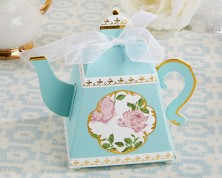 Portaconfetti Teiera Tea Time Whimsy (Set di 24)