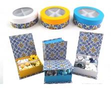 Box portaconfetti stile Vietrese