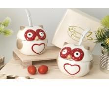 """Zuccheriera in ceramica """"GUFOLO"""""""